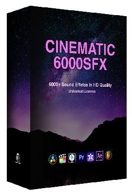 free Professional Songs - 6000+ Cinematic SFX Ultimate Bundle Pack