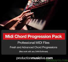 download for free Production Music Live - MIDI Chord Progression Pack (MIDI)