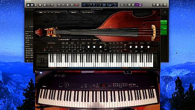 download for free  Ample Bass Upright III v3.2