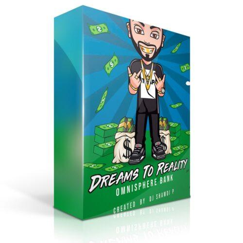 DJ Shawdi P Dreams To Reality [Omnisphere Bank]