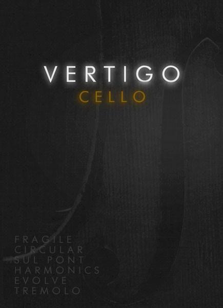 Vertigo Cello Kontakt Library