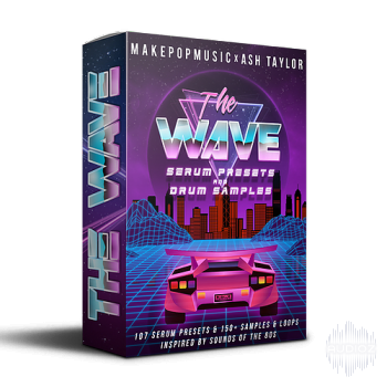 download for free Make Pop Music THE WAVE (WAV Serum)-DECiBEL