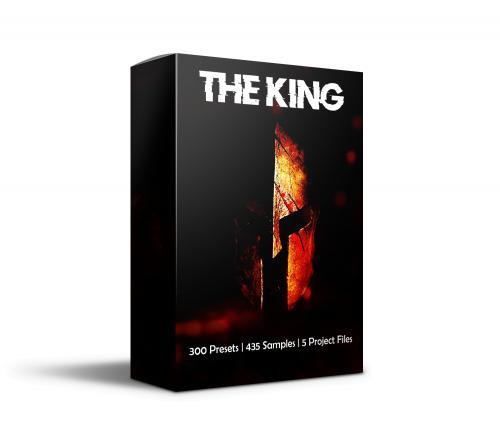 download for free Ultrasonic - The King: Progressive House Essentials Vol.1 (WAV, FLP, SYLENTH1, SPIRE)
