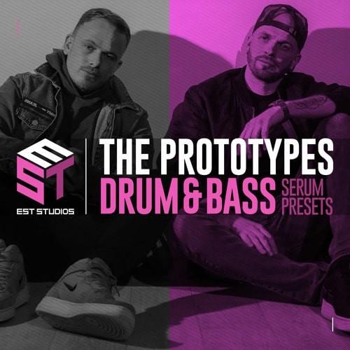 free EST Studios The Prototypes Drum & Bass Serum Presets