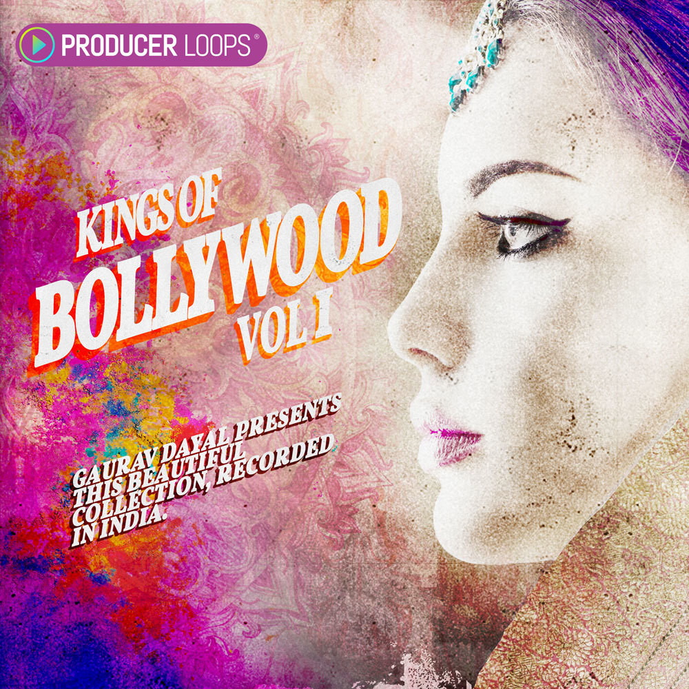 download for free Producer Loops - Kings of Bollywood Vol 1 (WAV, REX)