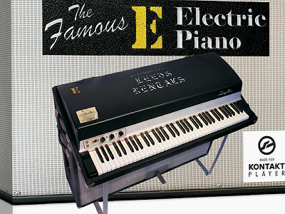 download for free Orange Tree Samples - The Famous E Electric Piano (KONTAKT)