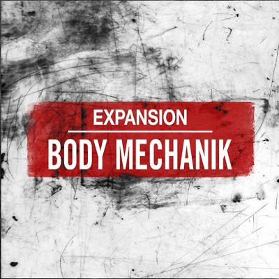 Download for free Native Instruments - BODY MECHANIK Expansion