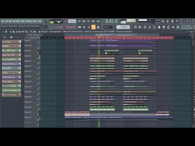 Professional Progressive House FLP Free Download