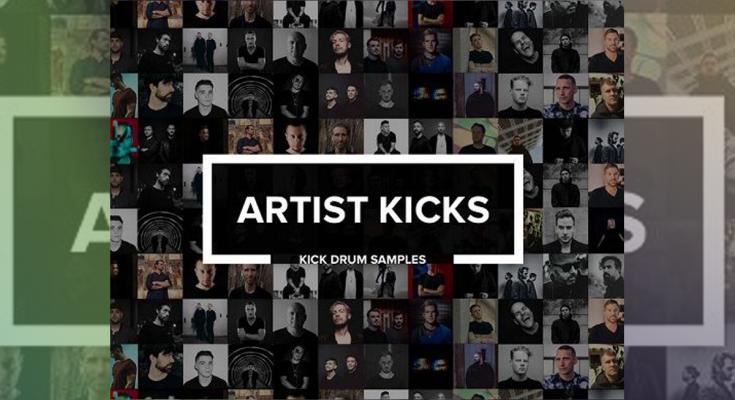 download for free Audiotent - Artist Kicks (WAV, TUTORIAL)