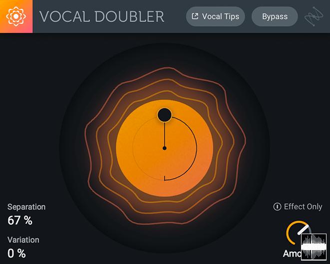 download for free iZotope - Vocal Doubler v1.00 VST, VST3, AAX x86 x64