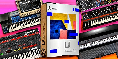 download for free Arturia - V Collection 8 v2021.7 STANDALONE, VSTi, VSTi3, AAX, AUi (macOS)