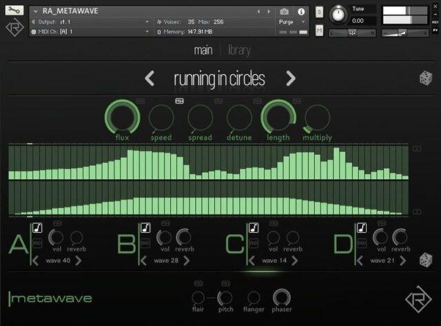 doemload for free Rigid Audio Metawave KONTAKT