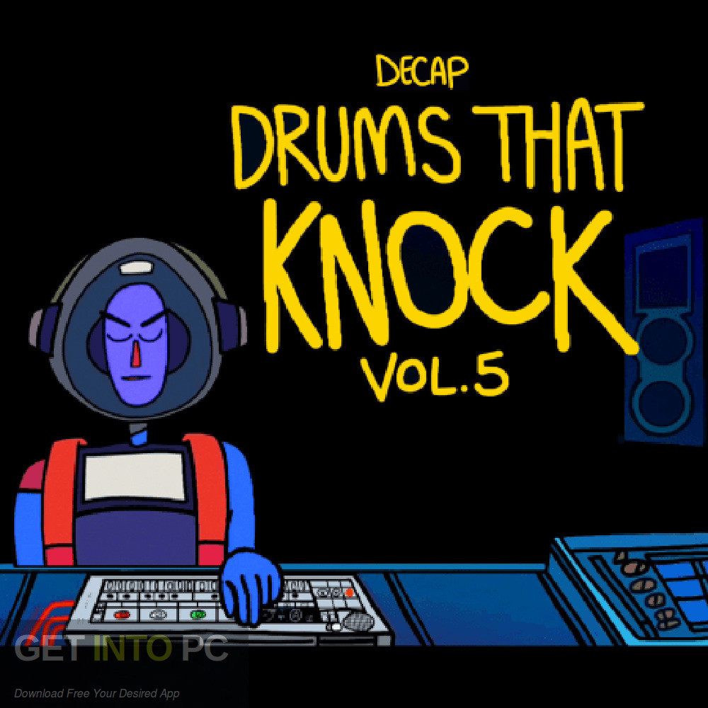 download for free Splice Sounds - Decap Drums That Knock Vol.5 (WAV)