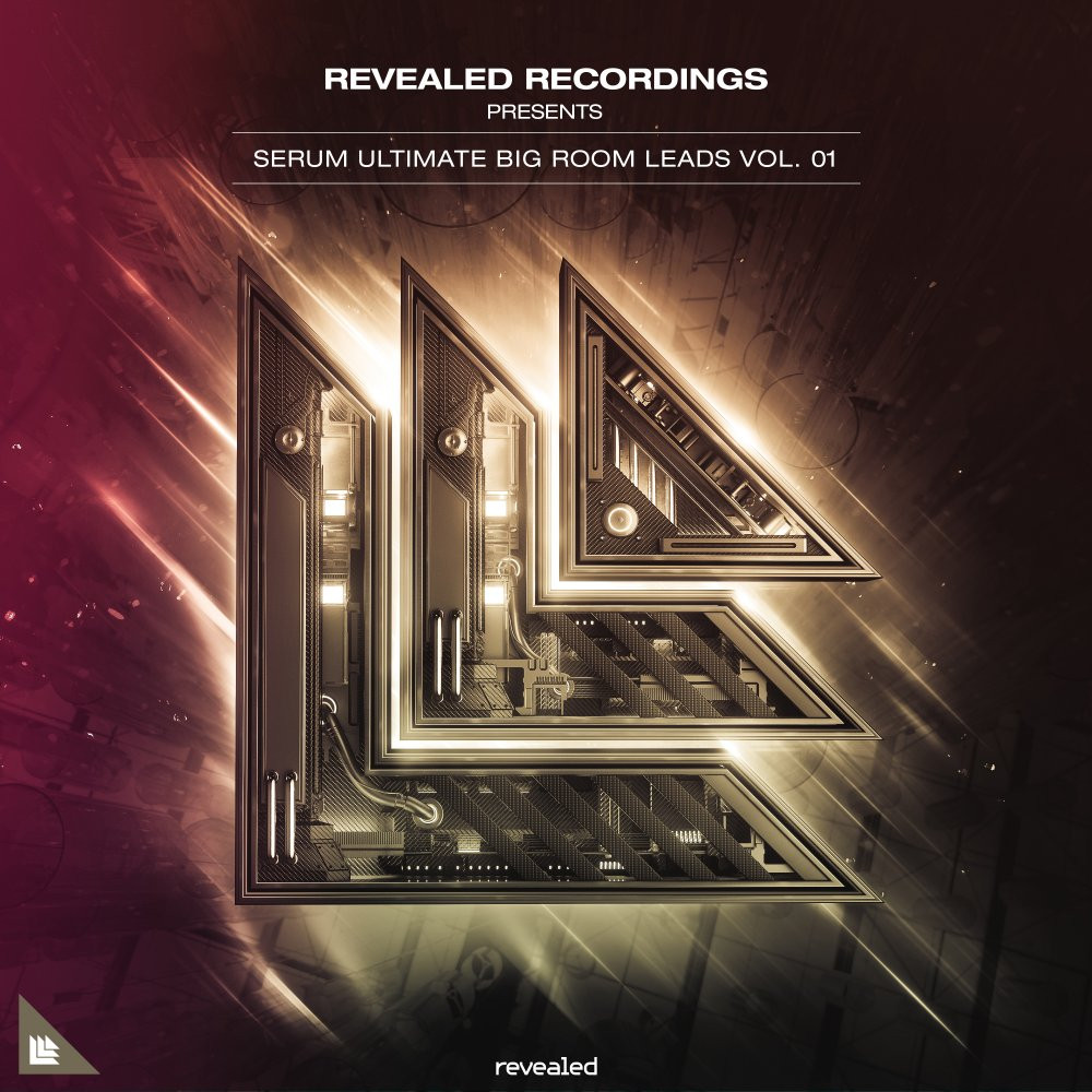 download for free Revealed Recordings Revealed Serum Ultimate Big Room Leads Vol. 1