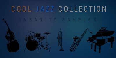 download for free Insanity Samples - The Cool Jazz Collection (KONTAKT)