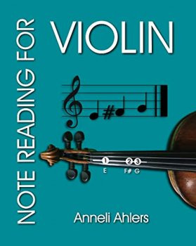 download for free Note reading for violin: Learn to Read Notation for Adult Learners Made Simple