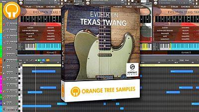 download for free Orange Tree Samples - Evolution Texas Twang (KONTAKT)