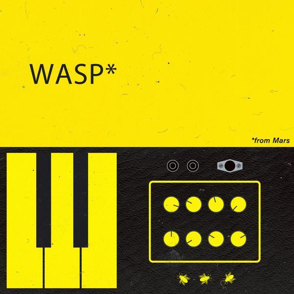 download for free Samples From Mars - WASP From Mars (KONTAKT, STRUCTURE, ABLETON, LOGIC, REASON, WAV)