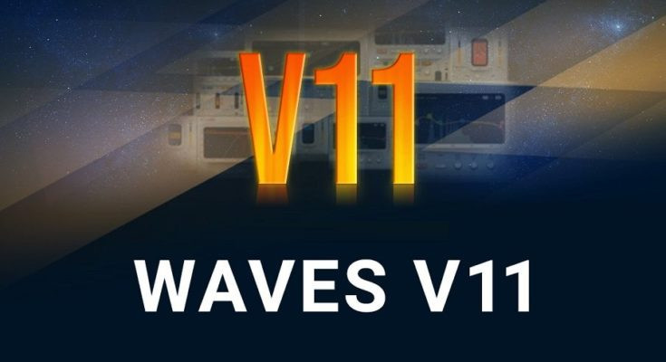 waves11, free vst , fl studio