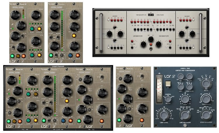 Plugin Alliance & Lindell Audio - Plugins Bundle 2020.12 VST / VST3 / RTAS / AAX x86 x64  free download