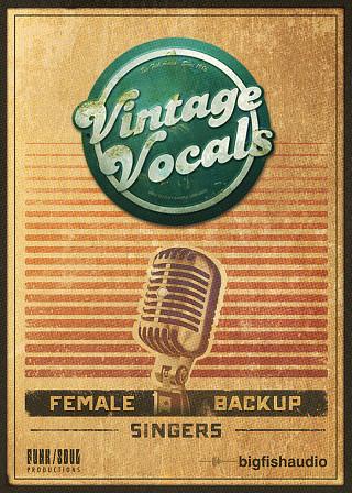 download for free Big Fish Audio - Vintage Vocals (KONTAKT)