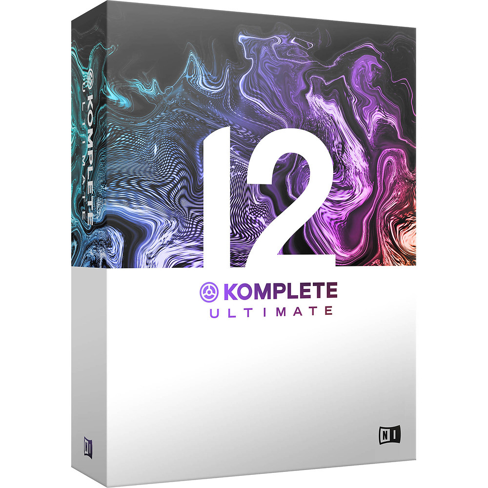 download for free Native Instruments KOMPLETE 12 Instruments & Effects [Standalone, VST, AAX]
