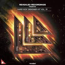 download for free Revealed Recordings Revealed Hard Kick Designer Kit Vol. 1 WAV
