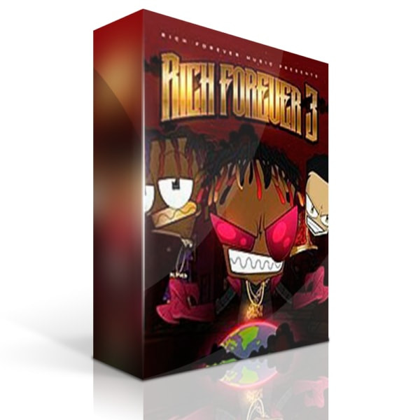free TheLabCook – Rich Forever Vol.3 (Drum Kit)