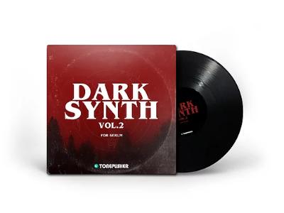 download for free  Tonepusher - Darksynth vol. 2 (SERUM)