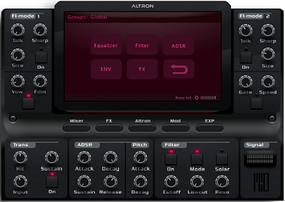 download for free Beyron Audio - Altron