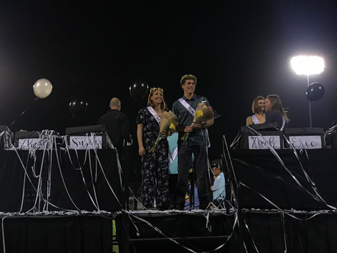 homecoming ceremony