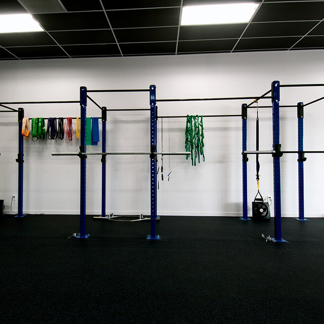 Multiple Bars and Assistance Bands