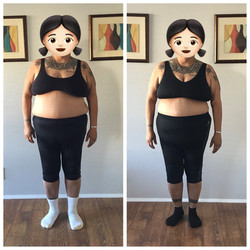 Almers Fitness Transformation