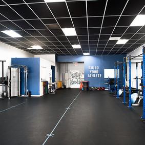 Built Strong Strength Club - Facilities Tour