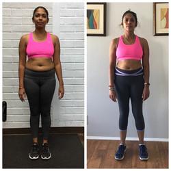 Rani Fitness Transformation
