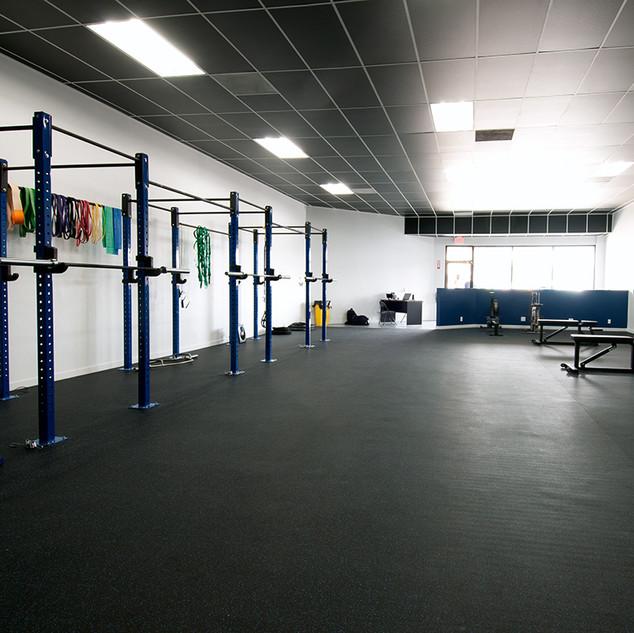 Ample Floor Space