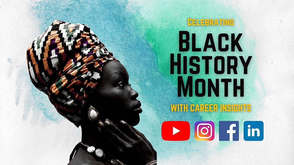 Open Palm - Black History Month Career Insights