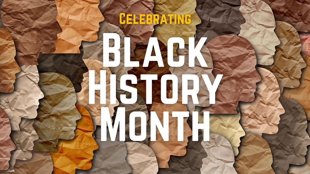 Open Palm - Black History Month