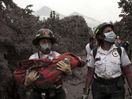 Guatemalan Volcano Burns Victims Treated with NOPAYNE
