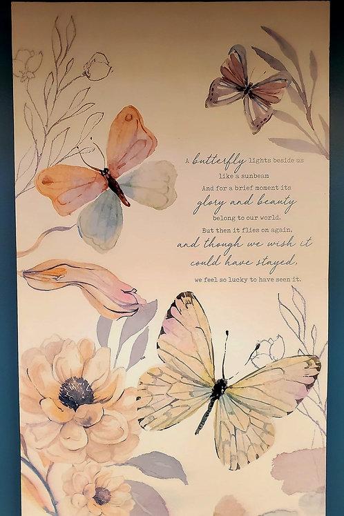 "Glory and Beauty - Size 31.5"" x 19"""