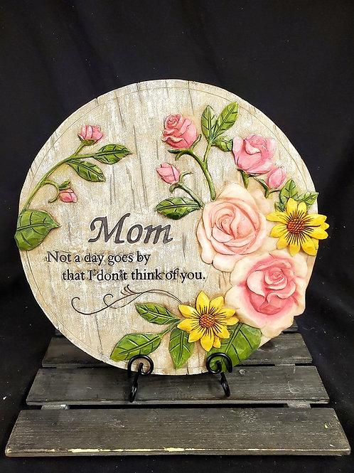 Thinking of you Mom Garden Stone