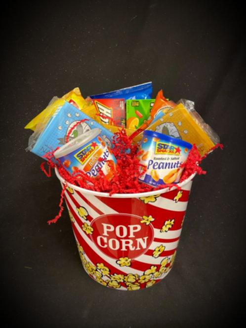 Movie Night Bucket