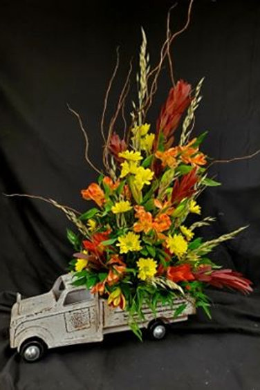 Funeral Arrangements - Specialty Arrangements