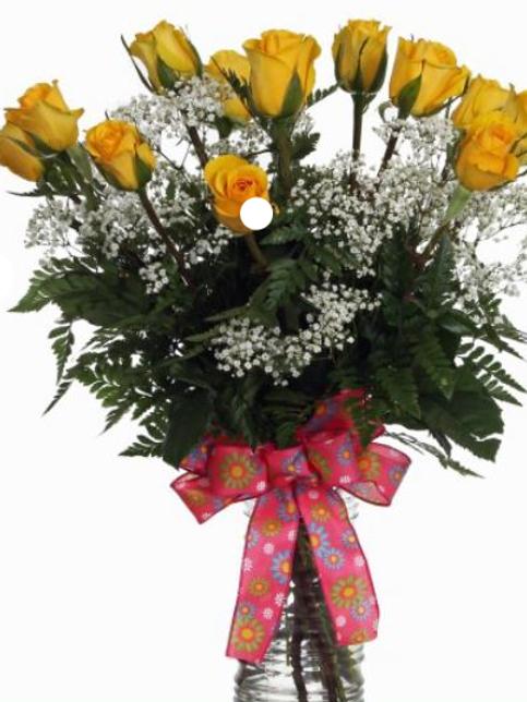 Mother's Day - 1 Dozen Roses