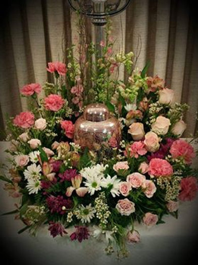 Funeral Arrangements - Urn