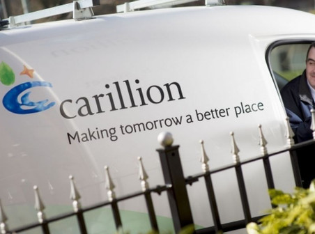 The lessons small businesses should learn from Carillion
