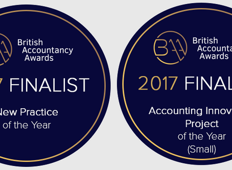 Double award shortlisting in British Accountancy Awards