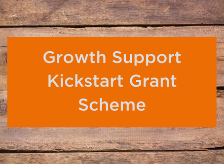 Growth Support Kickstart Grant Scheme