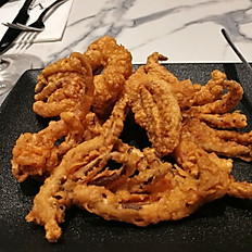 Fried Spicy Squid Tentacles
