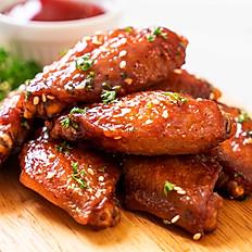 Sweet & Spicy Chicken Bibbles